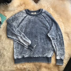 Zara tie dye sweatshirt pullover m